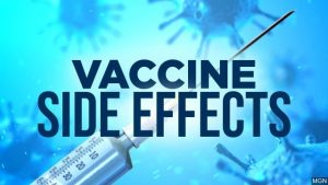 Side effects of the covid vaccine