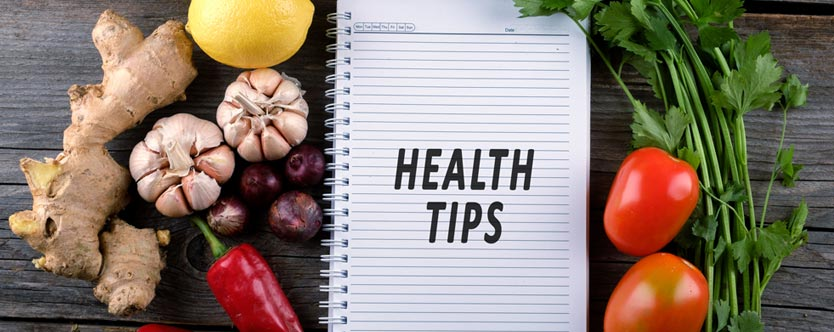 health tips everyone should know